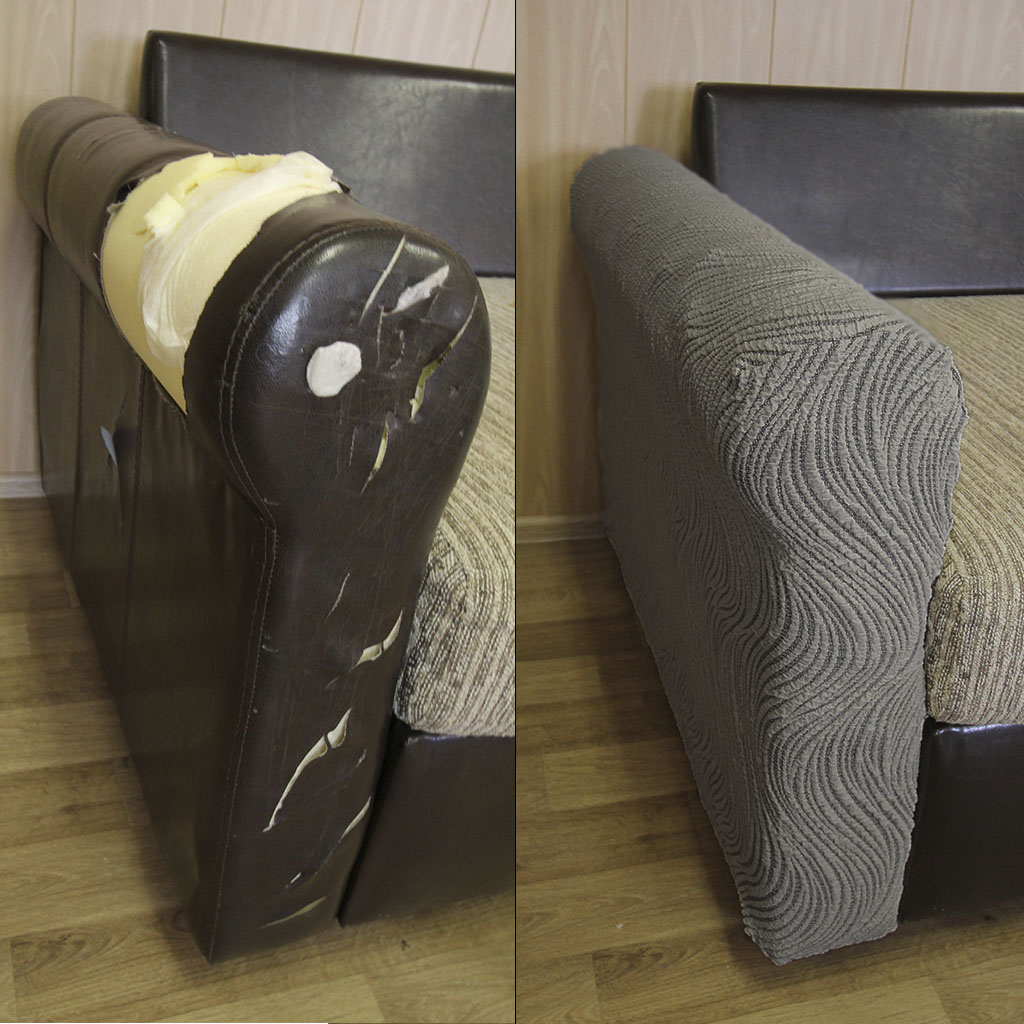 нас работает как обновить подлокотники у дивана фото как видно